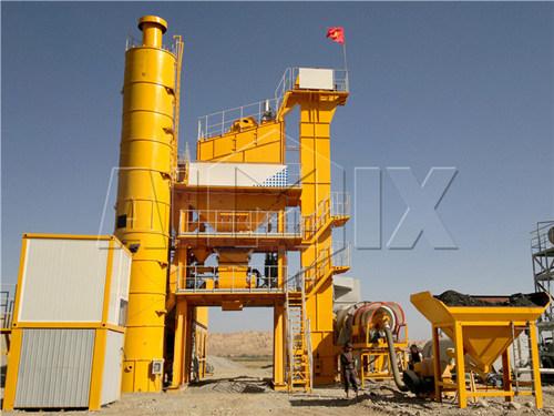 Купить стационарный асфальтобетонный завод цена из Китая