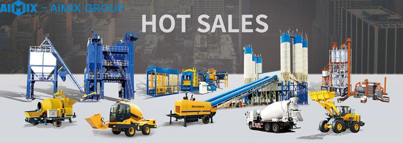 Продажа строительных техники из Китая