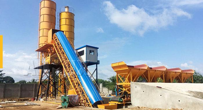 Продажа бетонного завода бсу рбу