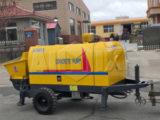 Стационарный бетононасос купить цена в России
