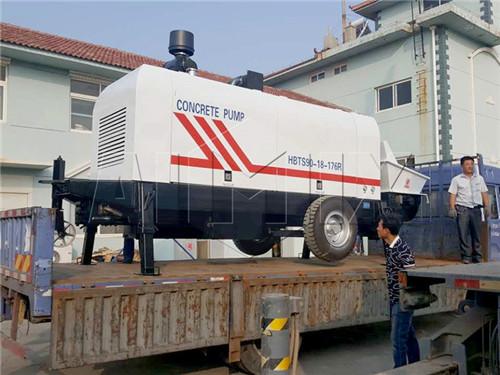 Куплю стационарный бетононасос цена в Китае