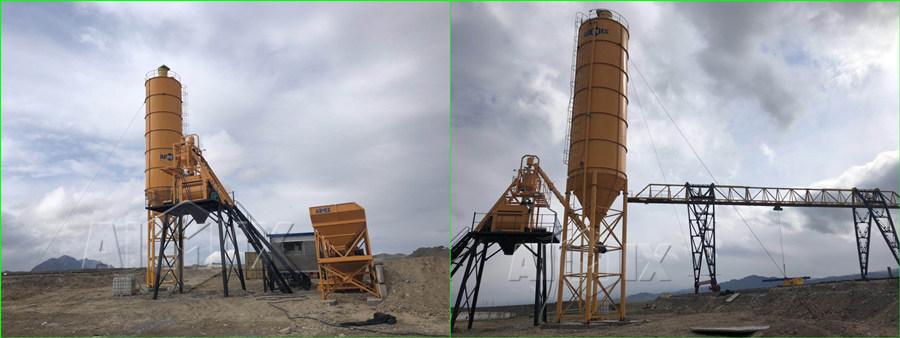 Купить бетонный завод цена aimix узбекистан