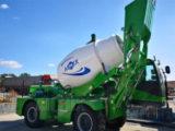 Продам бетоносмеситель с самозагрузкой цена в Китае, Узбекистан, Казахстане, России