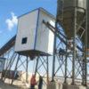 Aimix бетонный завод в Узбекистане монтировался