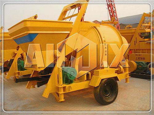 Купить бетономешалку гравитацонную в Казахстане