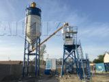 Бетоносмесительная установака в Узбекистане цена